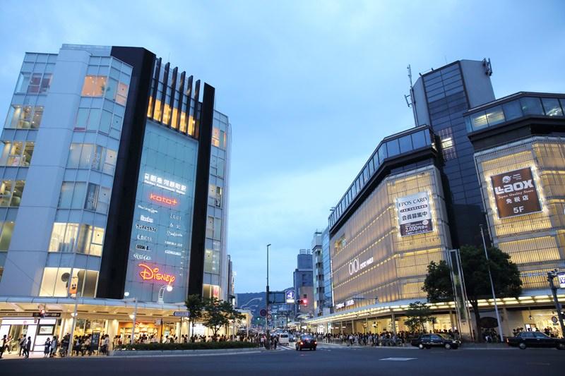 shijo-kawaramachi-centro-de-kioto