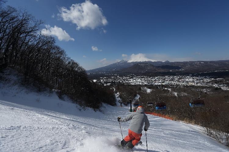 Karuizawa-Prince-Hotel_Ski-slope