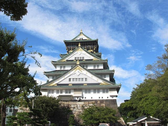 osaka-castle-summer